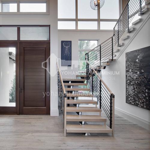 Indoor straight staircase ZT-01