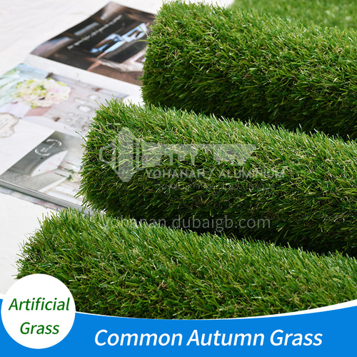 סדרת דשא אמנותית