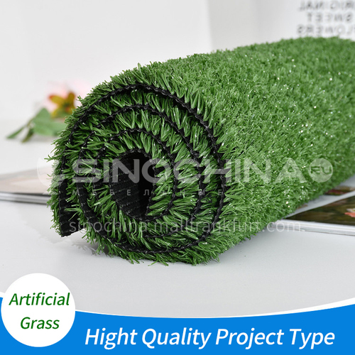 Project Type Artificial Grass Army Green series