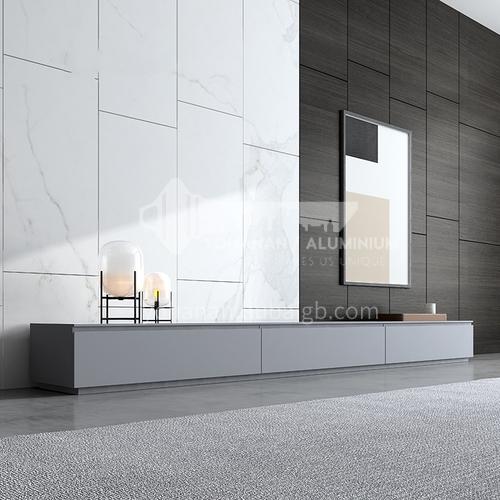Exclusive custom design modern style TV cabinet high density board UV paint-GF-023