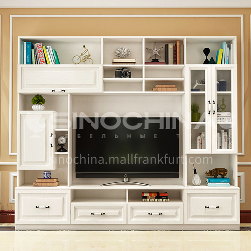 Classical style high density board blister custom cabinet GF-088