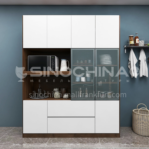 Modern style Melamine with  particle board custom cabinet-GF-092
