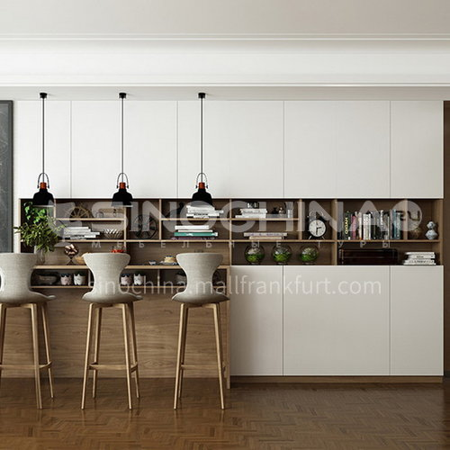 Modern style Melamine with particle board GF-093