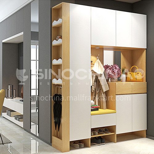 Custom cabinets modern style Melamine with particle board -GF-101