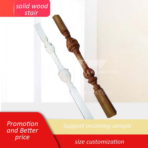 Solid wood column HX-01