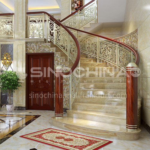 Copper stairs TB01