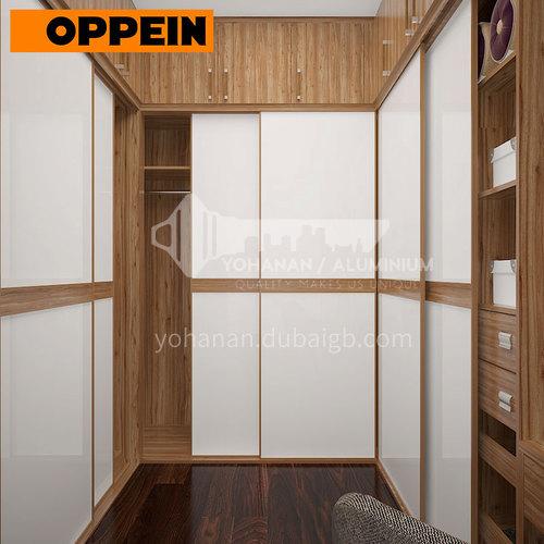 Modern design Acrylic wardrobe-YG16-A02