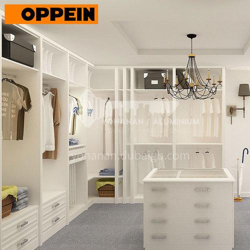 Modern design  UV lacquer with HDF wardrobe-YG16-L05