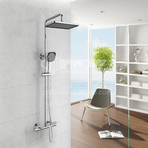 Hanmark HIMARK Intelligent Thermostatic Health Shower Pulse Raindance Magic Wash Shower Set 1442100.T976 Chrome