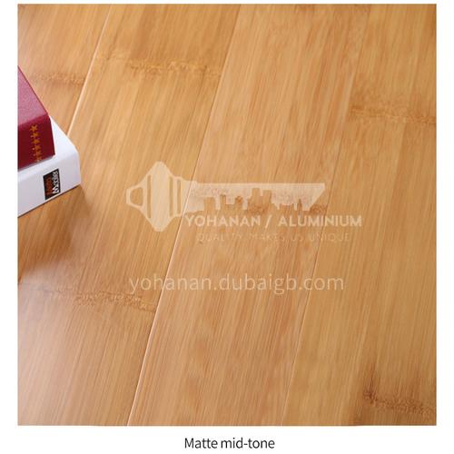 Bamboo floor DJ matte