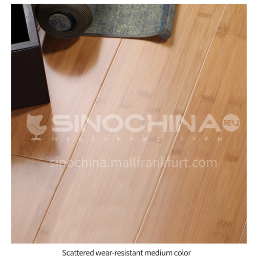 Bamboo flooring SJ wear-resistant dark Carbon