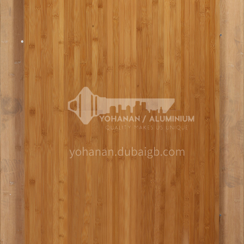 Bamboo floor SJ  carbonized scatter matte