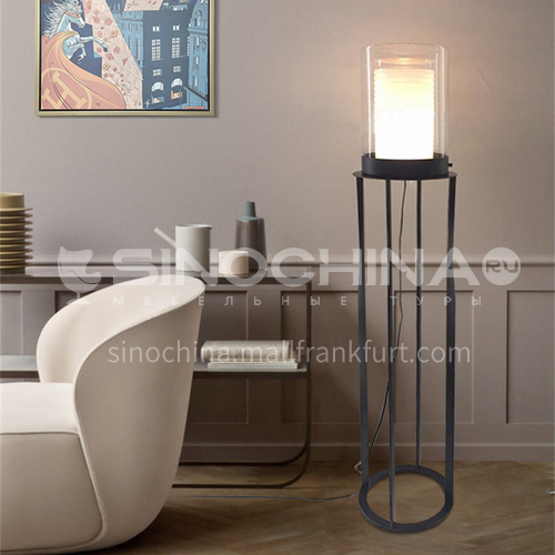 Modern Creative Fashion Glass Floor Lamp-YDH-6001
