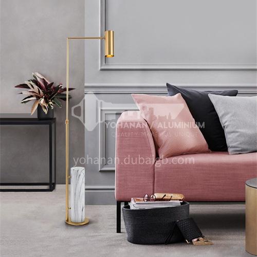 Modern American style standing lamp designer creative Nordic living room study bedroom floor lamp YDH-6062