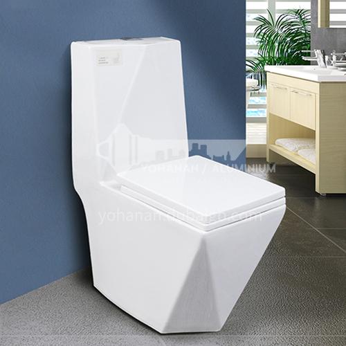Household One-Piece Toilet Ceramic Deodorant Toilet Washdown ZY-CP-261