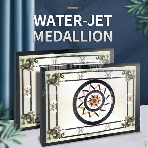 Natural stone pattern, stone pattern,Natural stone water-jet W-JR3014