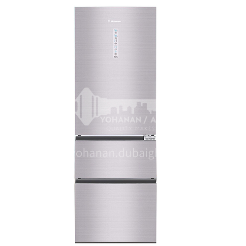 Hisense three-door refrigerator household three-door refrigerator frequency conversion air-cooled frost-free first-level energy efficiency  DQ001034