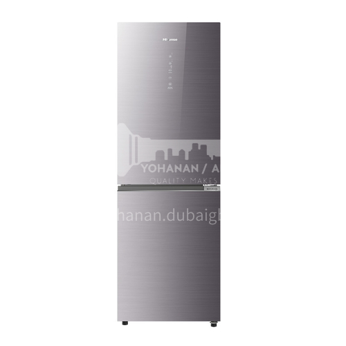 Hisense Cookware Refrigerator Two-door Two-door Refrigerator Household Frequency Conversion Primary Energy Efficiency Air Cool  DQ001036