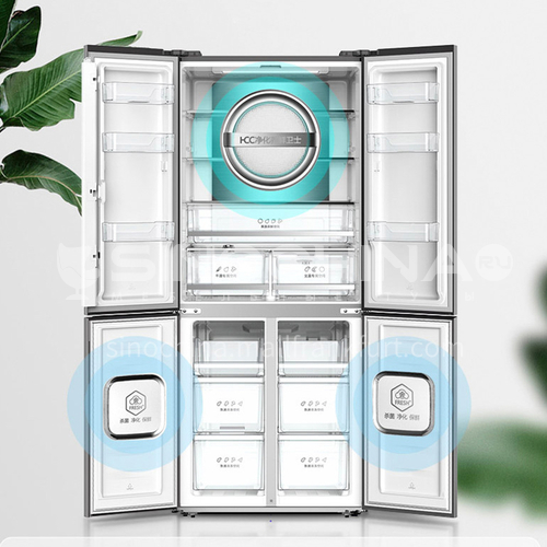 Hisense Cookery Refrigerator French Multi-door Refrigerator Four-door Multi-door Variable Frequency Air-cooled No Frost  DQ001040