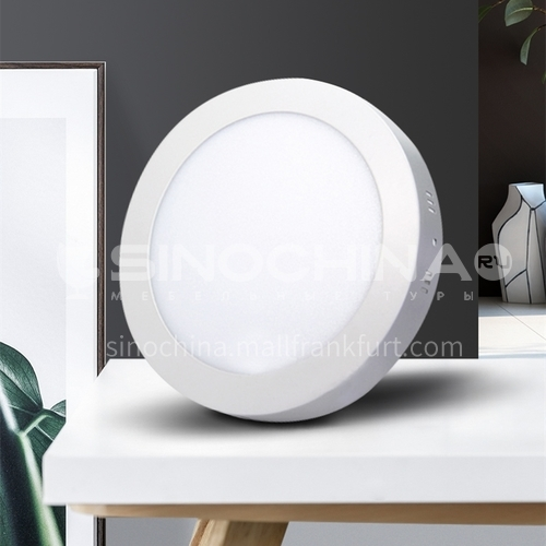 Surface-mounted household apartment aisle round high-brightness downlight-MY01