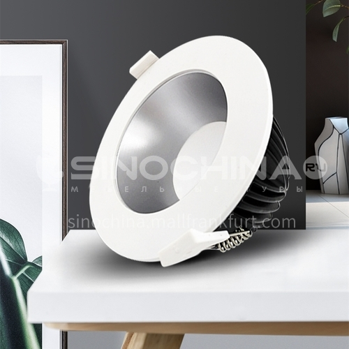 LED high-end hotel home living room dining room anti-glare downlight-KLO-Q8