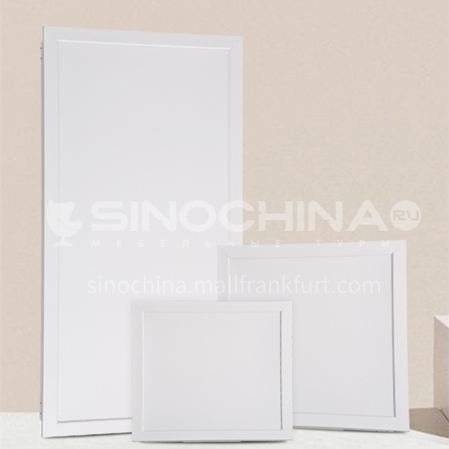 LED ceiling office recessed panel light-NHPBD0303