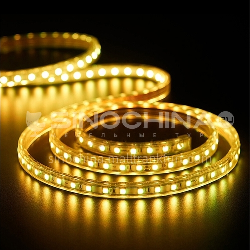High-brightness LED home engineering high-voltage light strip-JY-GY