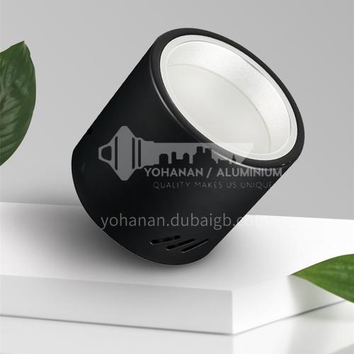 LED surface mounted downlight simple modern aisle light corridor light ceiling home spotlight round balcony light fixture-AD-YS-T706