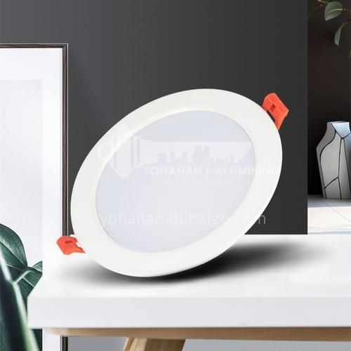 Downlight led ceiling light recessed living room aluminum downlight for hotel apartments-AD-V501