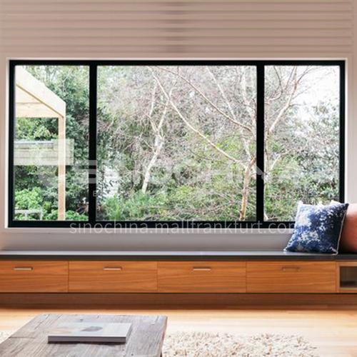 1.2-2.0mm aluminium casement window/aluminum window with mesh aluminum casement windows for nigeria