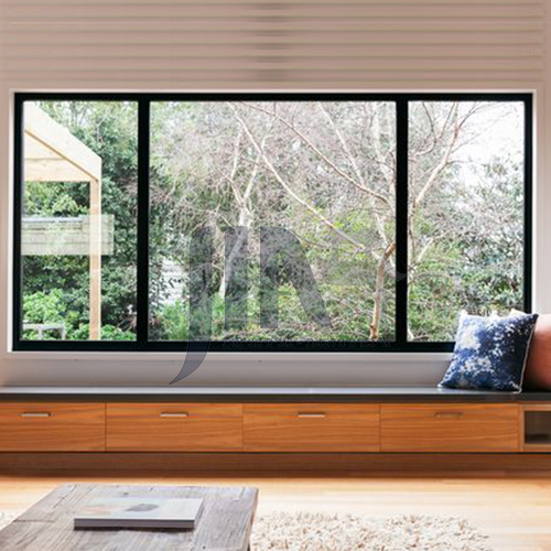 1.2-2.0mm aluminium casement window/aluminum window with mesh aluminum casement windows for nigeria