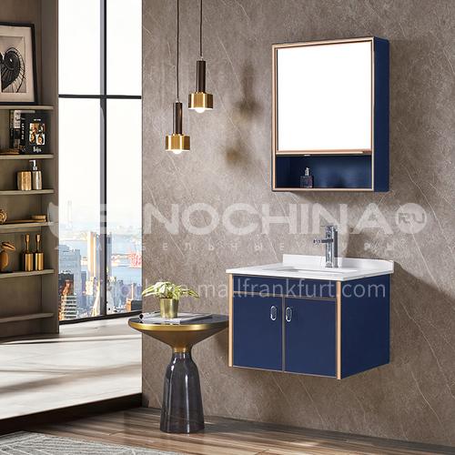Bathroom stainless steel bathroom cabinet combination WXD-8005A