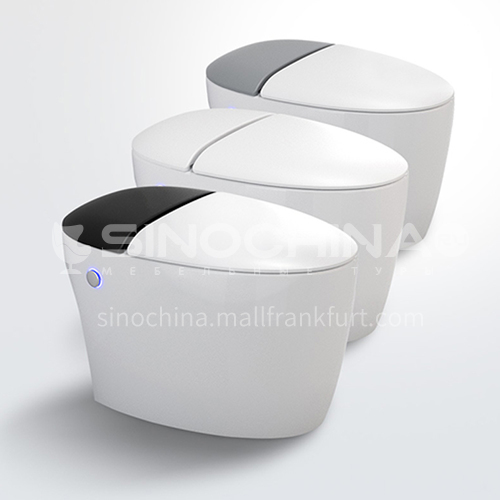 Toilet toilet Water-saving super-rotating type new pulse toilet 802
