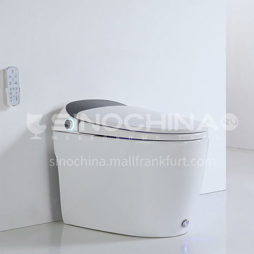 Smart toilet kick flushing household all-in-one toilet 09M