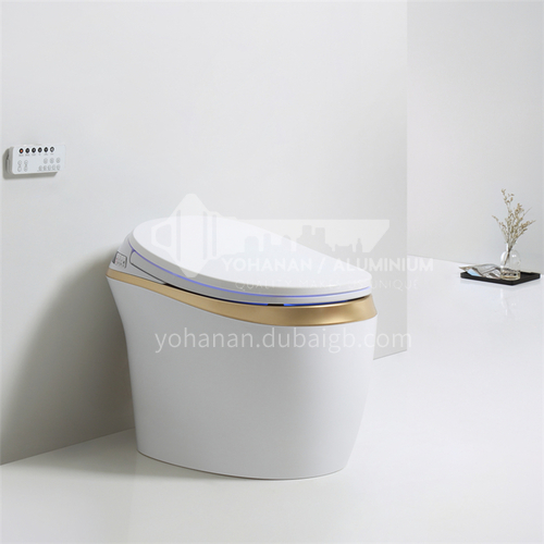 Smart toilet All-in-one automatic household instant electric toilet Bluetooth APP remote control HR-M8018