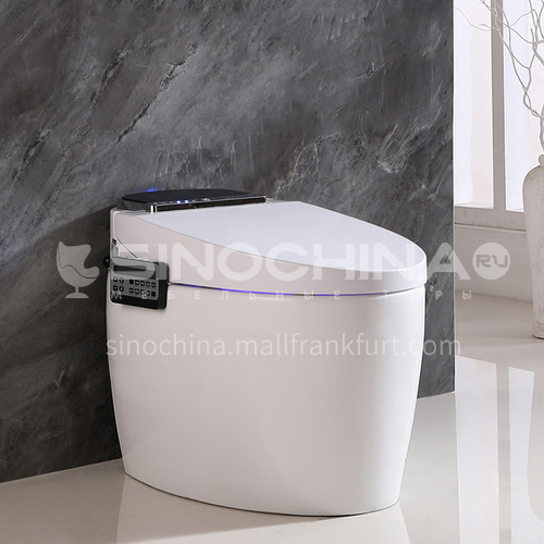 Smart toilet integrated automatic household M6