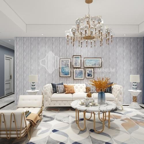 Wallpaper,PVC Wallpaper,Waterproof, Wall decoration,Modern and simple style,  MK931001-MK931007