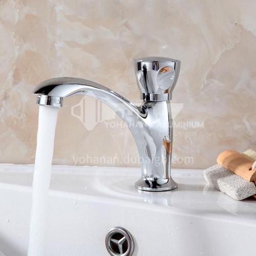 All copper basin single cold faucet 20406