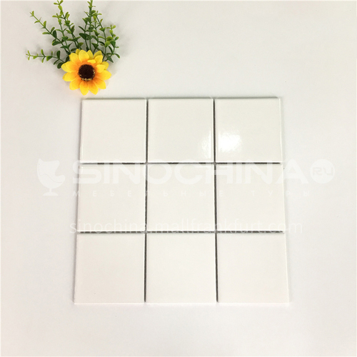Ceramic swimming pool color mosaic tiles kitchen bathroom toilet wall tiles-ADELGW 300*300mm