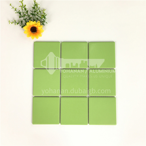 Ceramic swimming pool color mosaic tiles kitchen bathroom toilet wall tiles-ADEYGGG 300*300mm