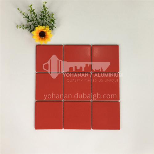 Ceramic swimming pool color mosaic tiles kitchen bathroom toilet wall tiles-ADEYGR 300*300mm