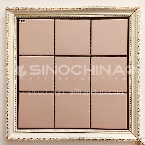 Ceramic swimming pool color mosaic tiles kitchen bathroom toilet wall tiles-ADEYGLP 300*300mm
