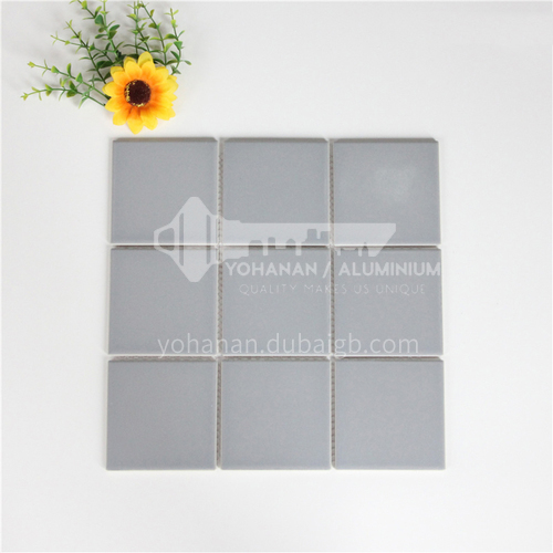 Ceramic swimming pool color mosaic tiles kitchen bathroom toilet wall tiles-ADEYGDH 300*300mm