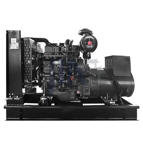50KW Shangchai Co., Ltd. diesel generator set fully automatic hotel hospital building worker spare quark  DQ001103
