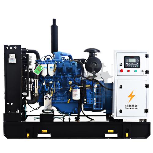 60kw Guangxi Yuchai Automatic Diesel Generator Set, Hotel Medical Breeding Brushless Quark  DQ001104