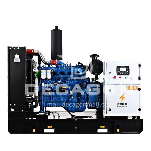 80kw Guangxi Yuchai automatic diesel generator set for hotel medical breeding brushless quark  DQ001106