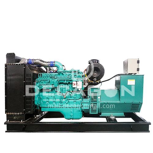 200KW Chongqing Cummins diesel generator set fully automatic hotel hospital spare quark DQ001110