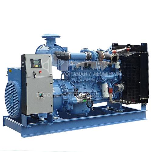 300KW Chongqing Cummins diesel generator set fully automatic hotel hospital spare quark  DQ001111