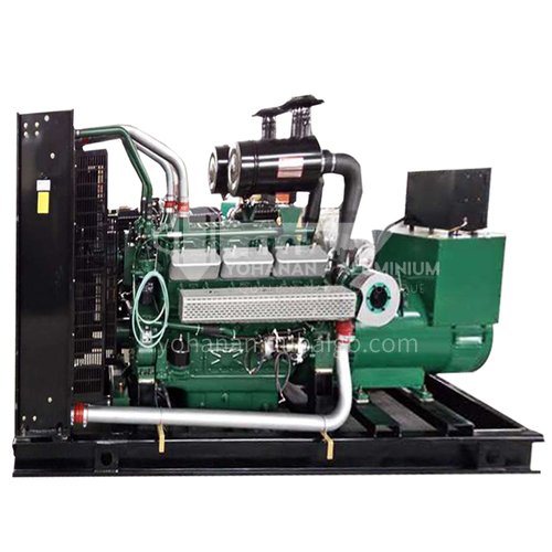 350kw Shanghai Kaipu diesel generator set fully automatic hotel shopping mall hospital spare building Quark  DQ001112