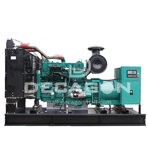 350KW Chongqing Cummins diesel generator set fully automatic hotel hospital factory spare quark  DQ001113